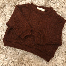 Load image into Gallery viewer, The Lucy Knit Burgundy