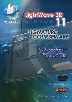LightWave 3D v11 Course