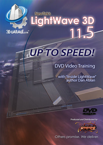"LightWave 11.5 ""Up To Speed"""