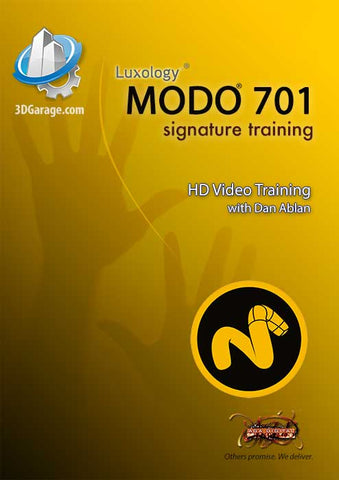 MODO 701 Signature Courseware