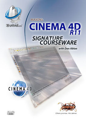 Cinema 4D R11 Courseware