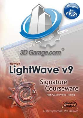 LightWave v9 Courseware