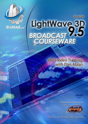 LightWave 9.5 Broadcast