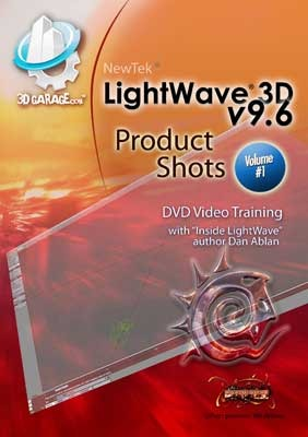 LightWave v9 Product Shots