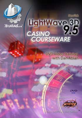 LightWave 9.5 Casino