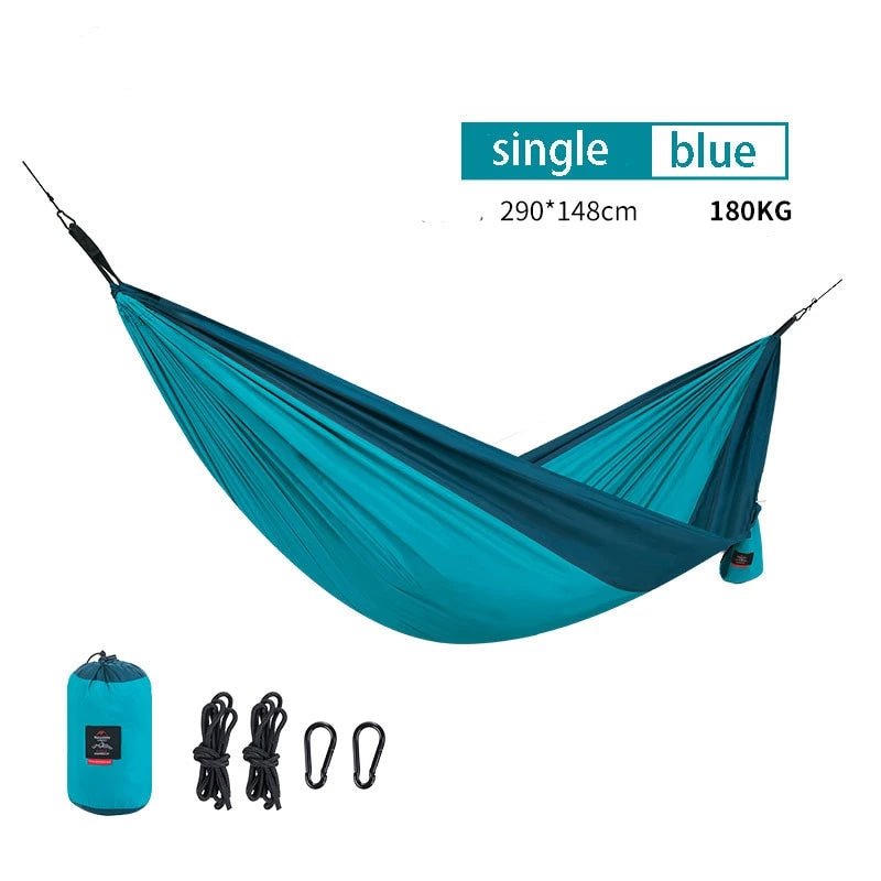 Single/ Double Portable  Outdoor Hammok