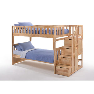 Peppermint Stair Bunk