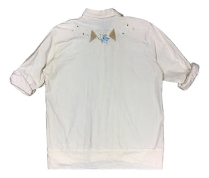 Chemise broderie