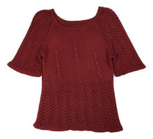 Top maille