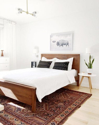 modern rustic home decor and bedroom furniture.