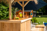 Tiki Bars by Log Furniture and More