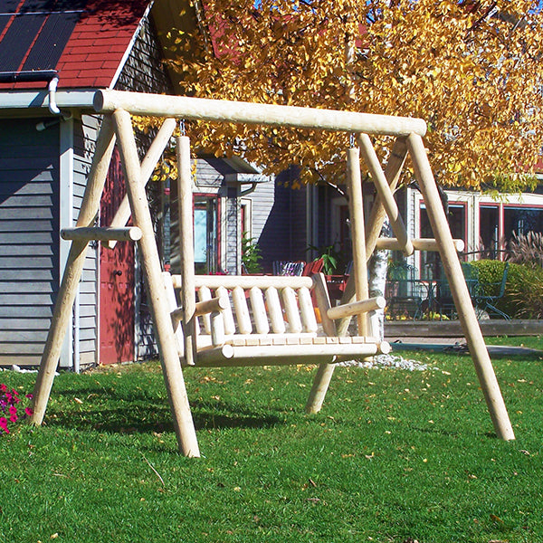 A Frame Log Swing and Frame