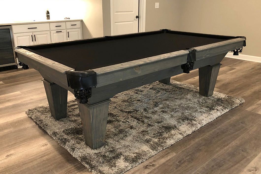 Alaska Pool Table