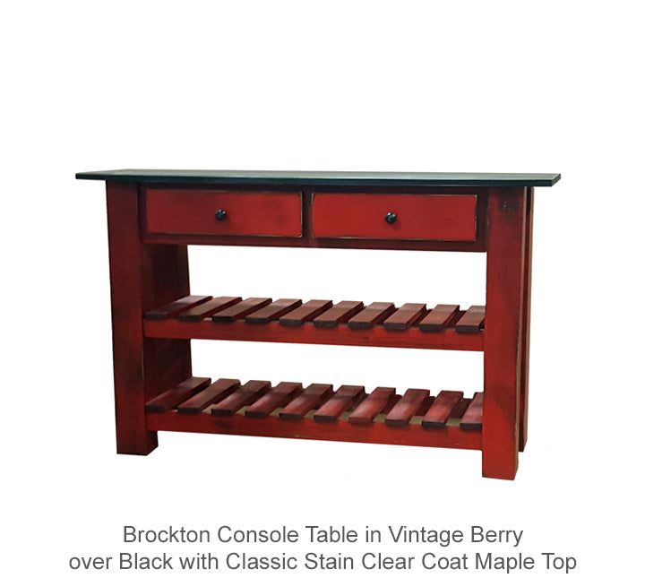 Brockton Console Table
