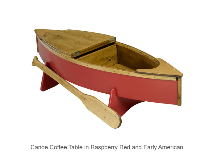Canoe Coffee Table