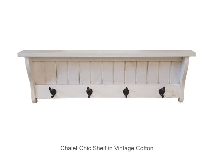 Chalet Chic Shelf