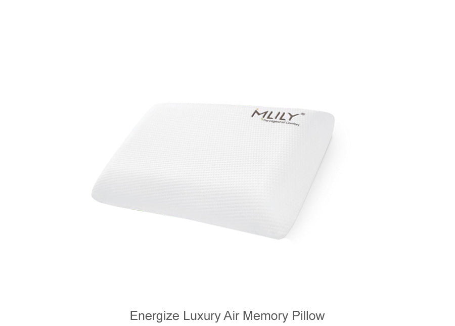 Mlily Energize Luxury Air Memory Pillow