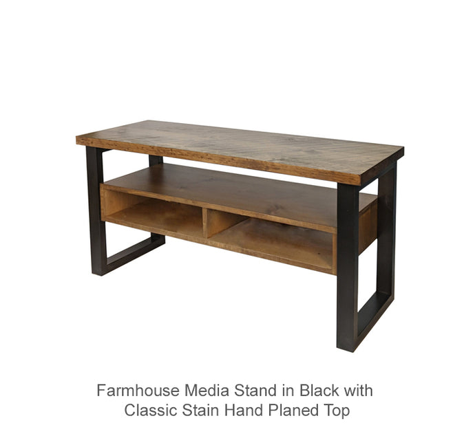 Farmhouse Media Stand