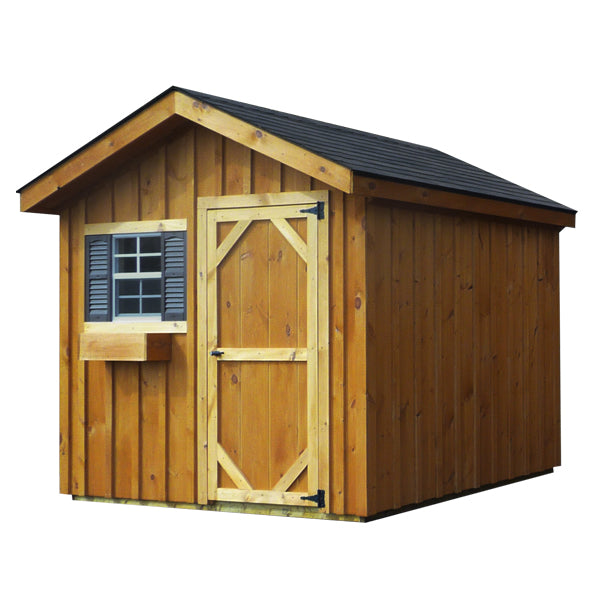 Georgian Shed