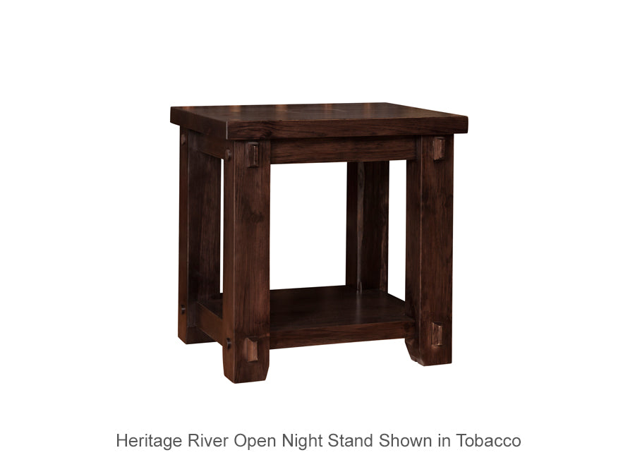 Heritage River Open Night Stand