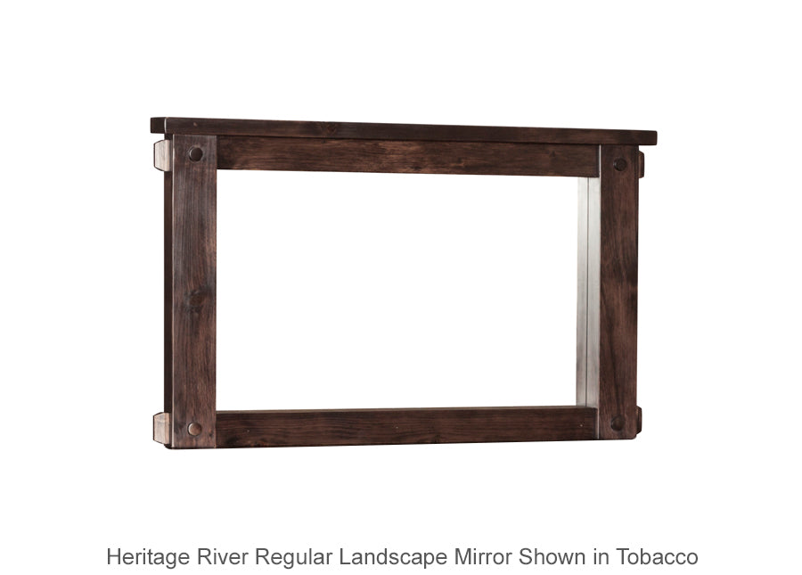 Heritage River Regular Landscape Mirror