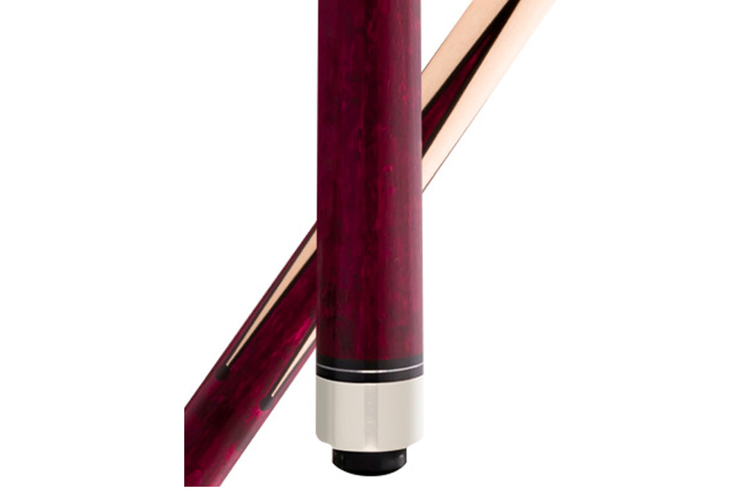 Hustler Claret Red Pool Cue