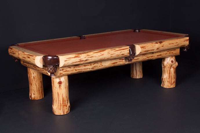 Klondike pool table