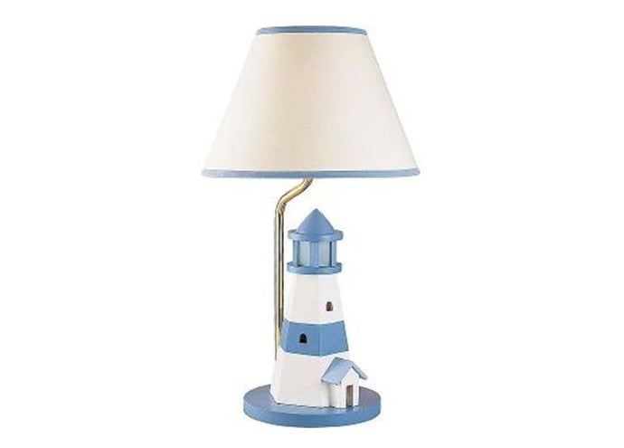 Light House Table Lamp With Night Light