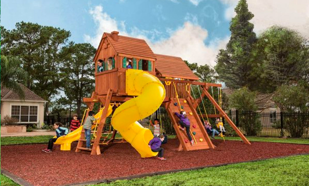 Mega Size Jaguar 6.5 Play Center by Tree Frogs