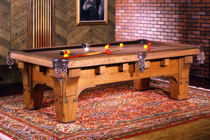 Mission Pool Table