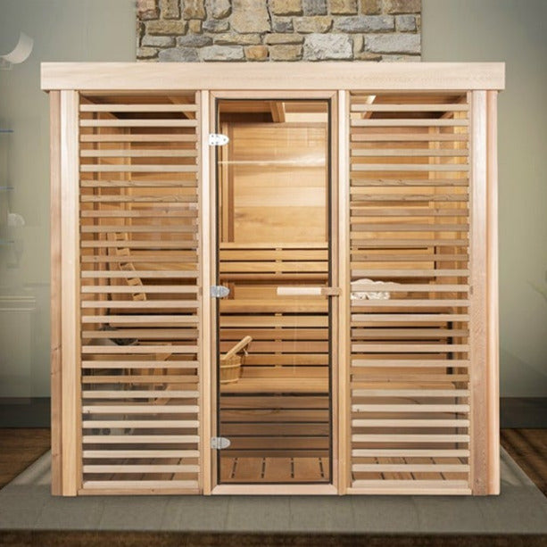 Modern Box INDOOR Sauna - Large