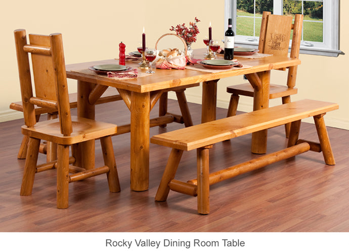 Rocky Valley Dining Room Table