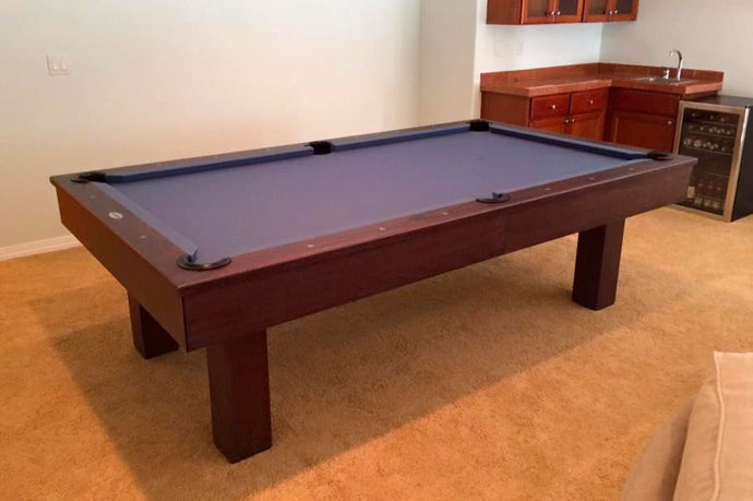 Sellwood Pool Table Dark