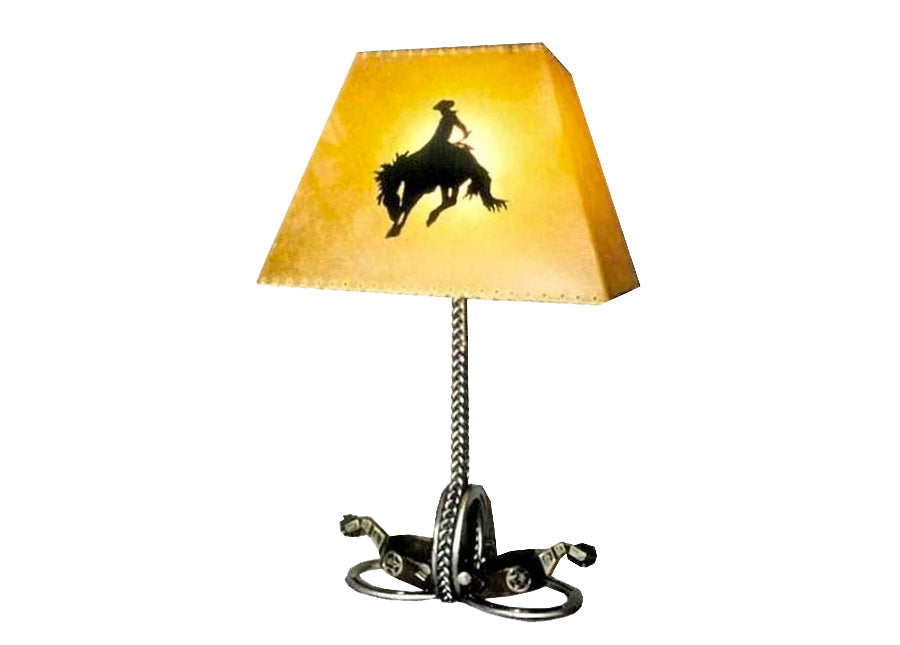 Spur Table Lamp
