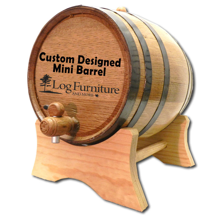 custom mini barrel
