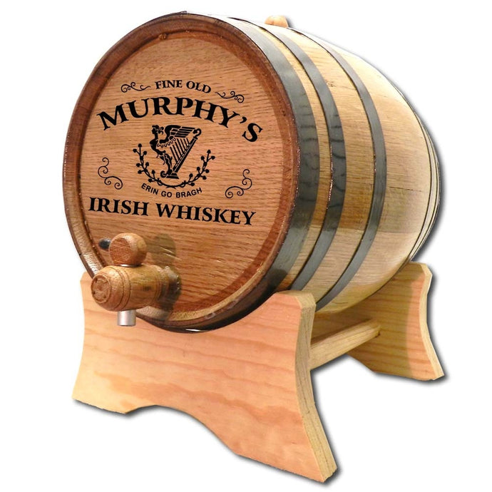irish whiskey mini barrel