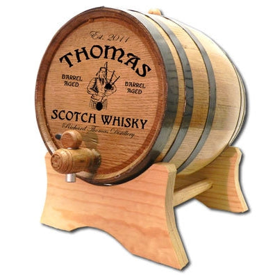 scotch mini barrel