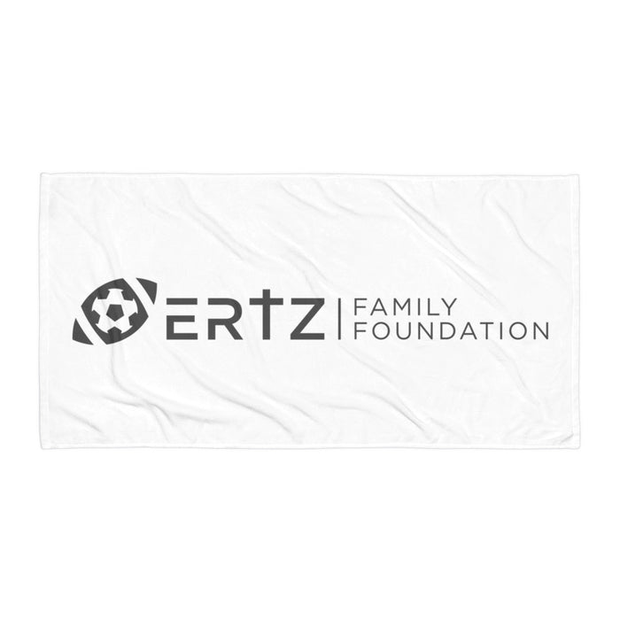 Ertz Family Foundation Beach Towel