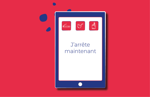 tablette-message-j'arrête-maintenant