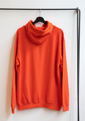 Hoodie Sunset Orange