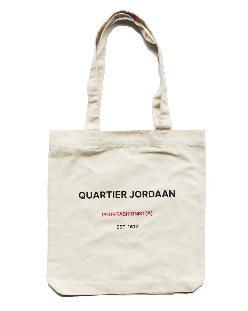 TOTE QUARTIER JORDAAN LTD. EDITION