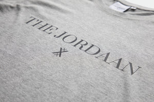 The all time classic T-Shirt with a modern unisex fit. Made from high quality cotton with the original THE JORDAAN logo, wear it casual with your favorite denim or as a real statement piece with one of your favorite fashion items!