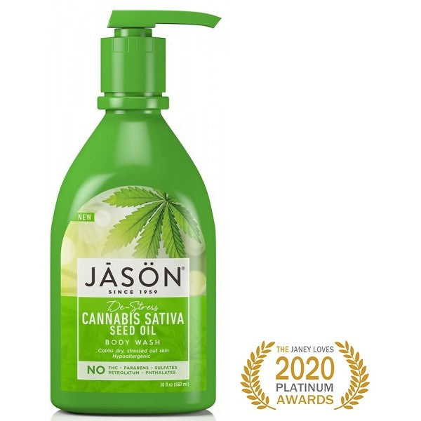 Jason CBd Cannabis Sativa seed Oil