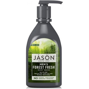 Jason Men's gel douche Forest Fresh