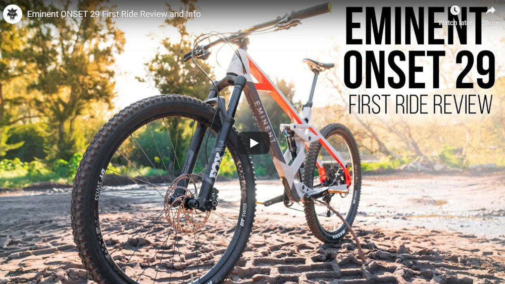 The Loam Wolf - The New 29er from Eminent