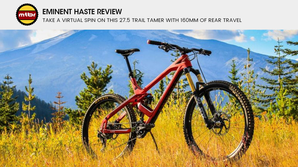 MTBR - Reviews Emient 27.5 Trail Hammer
