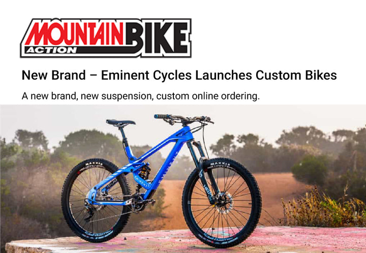 Mountain Bike | Eminent Cycles Launch