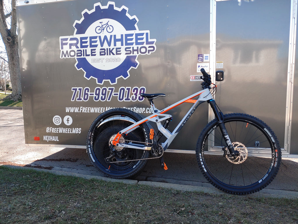 Welcome FREEWHEEL MOBILE BIKE SHOP