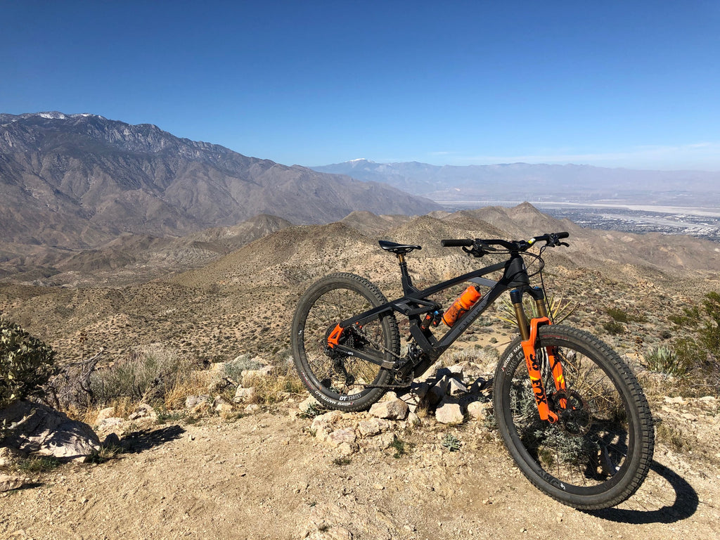 Local Rides: THE PALM CANYON EPIC (PCE)