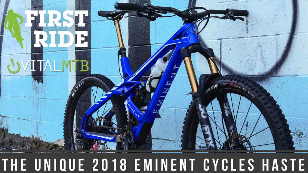 Vital MTB - Reviews the Haste